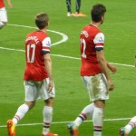 Arsenal Players Dissapointed