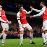Arsenal-v-Bournemouth