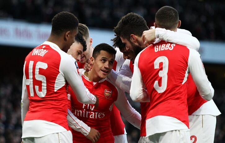arsenal-celebrations