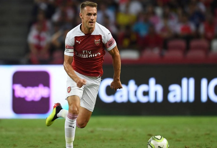 He gave 100 percent,' some Arsenal fans are delighted with 28-year
