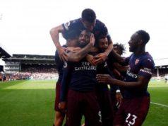Arsenal Celebrations